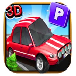 3D Toon Car Parking