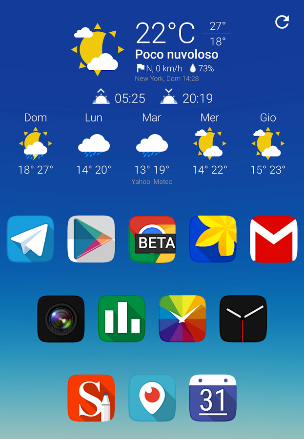 CLEAN UI - Icon Pack » Apk Thing - Android Apps Free Download