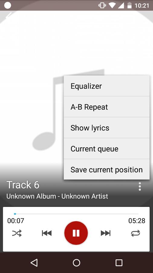 music player pro apk 6.6