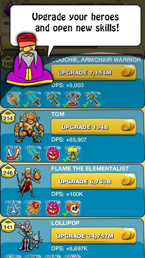 Clicker Wars » Apk Thing - Android Apps Free Download