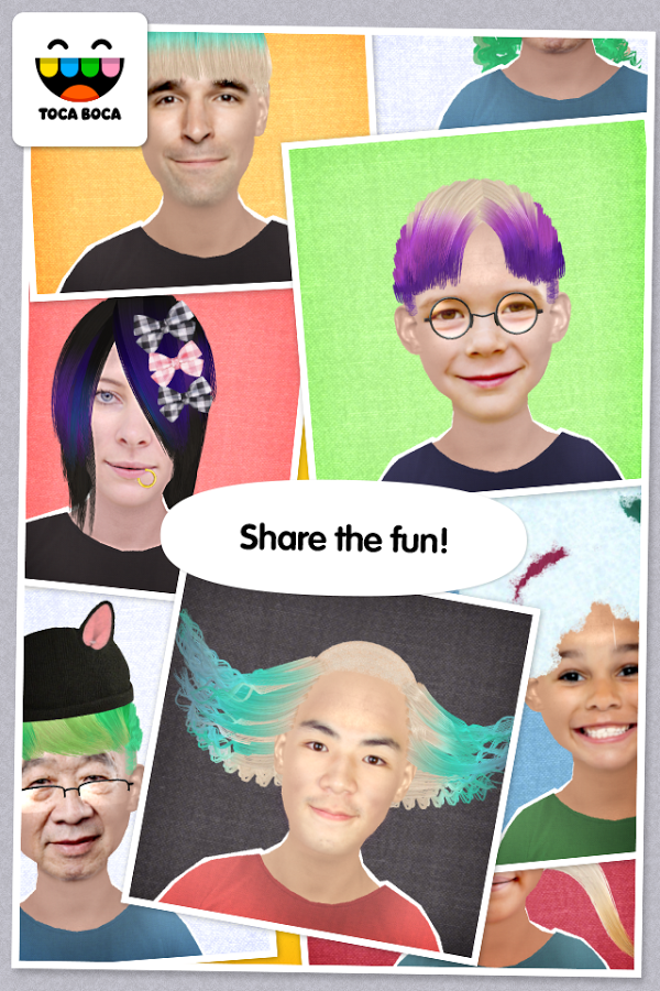 Toca Hair Salon Me 187 Apk Thing Android Apps Free Download