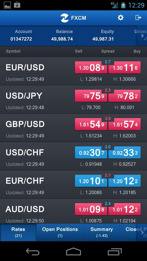 Forex hero apk