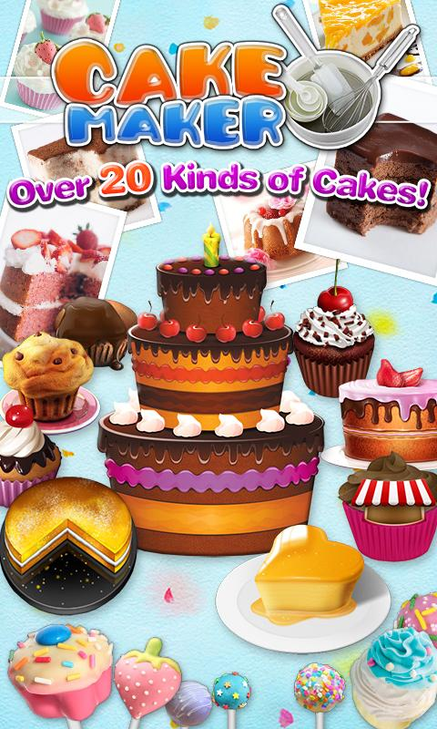 cake maker 2 cooking game apk thing android apps free download