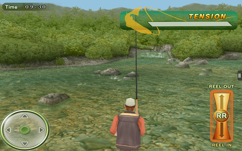 Fly fishing 3d apk thing android apps free download for Sport fishing games