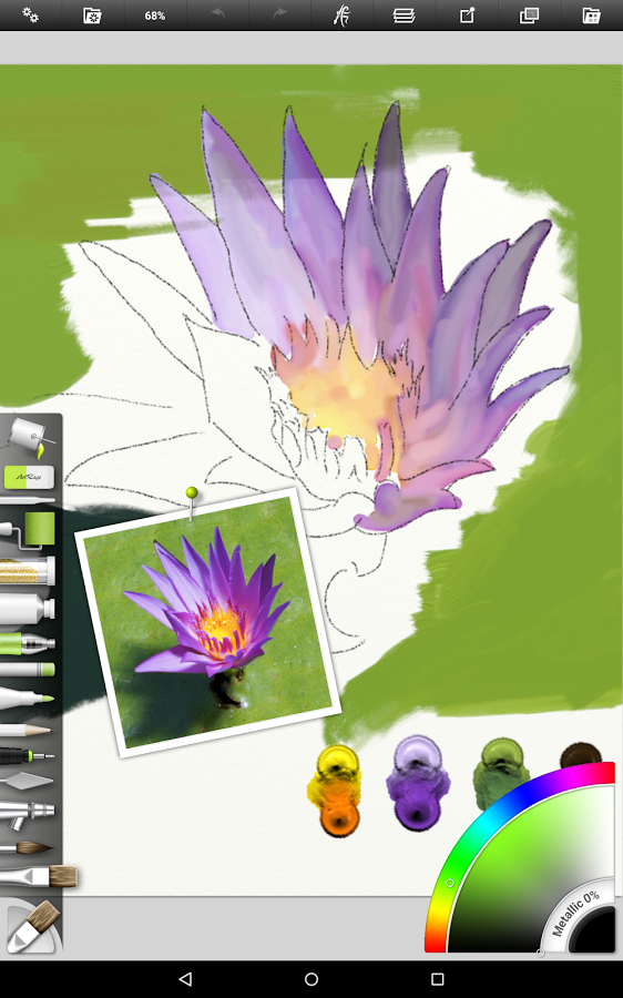 artrage apps draw related apk android