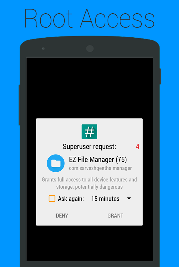 EZ File Manager(Root Explorer) » Apk Thing - Android Apps