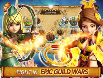 Hero Sky: Epic Guild Wars