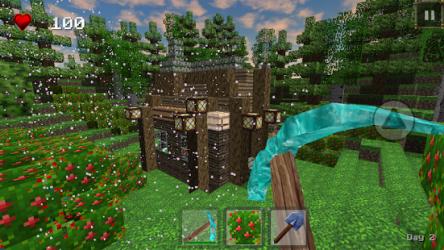 World of Craft: Mine Forest