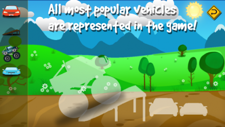 Magic Kids Puzzles: Cars
