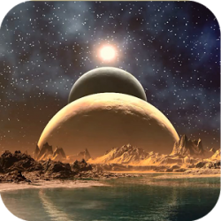 Space Mars Star LiveWP