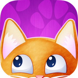 Toma talking Cat - virtual Pet