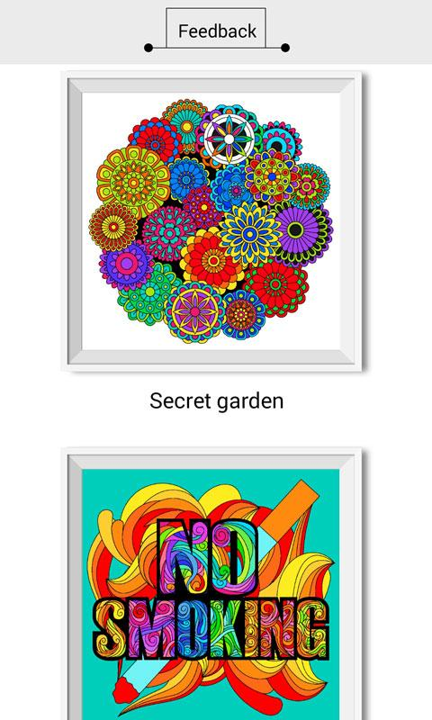 Momi Colorfy Book For Adults