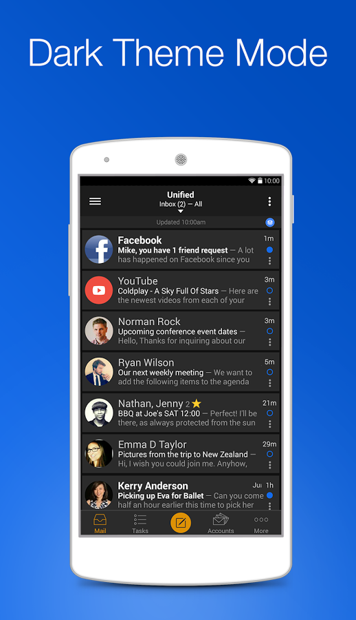 Email Type Mail - Free » Apk Thing - Android Apps Free Download