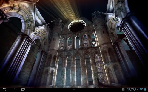 Gothic 3d Live Wallpaper Apk Thing Android Apps Free
