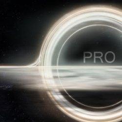 Gargantua Black Hole LWP