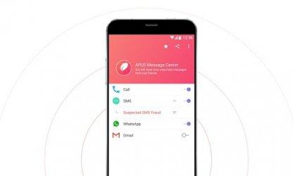 APUS Message Center-SMS,notify