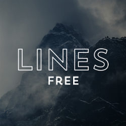 Lines Free - Icon Pack » Apk Thing - Android Apps Free Download
