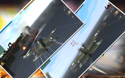 Aircraft Fighter Battle 3D