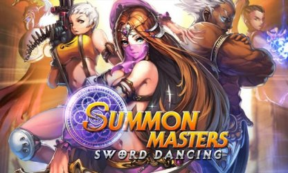 SUMMON MASTERS - Sword Dancing