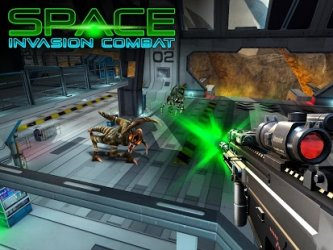 Space Invasion Combat