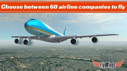 Flight Simulator Paris 2015
