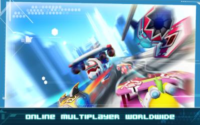 Astro Adventures Online Racing