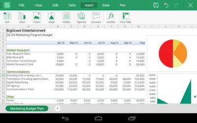 WPS Office + PDF