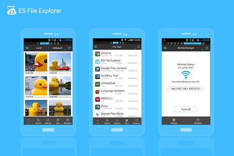 estrongs file manager apk