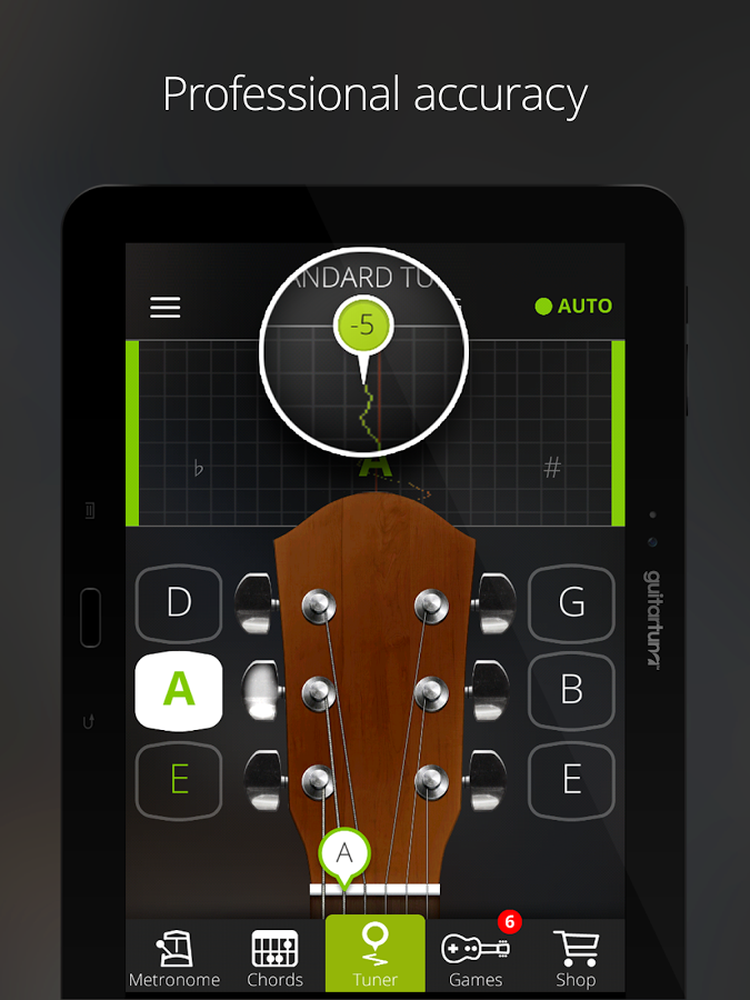 Guitar Tuner Free Guitartuna Apk Thing Android Apps Free Download