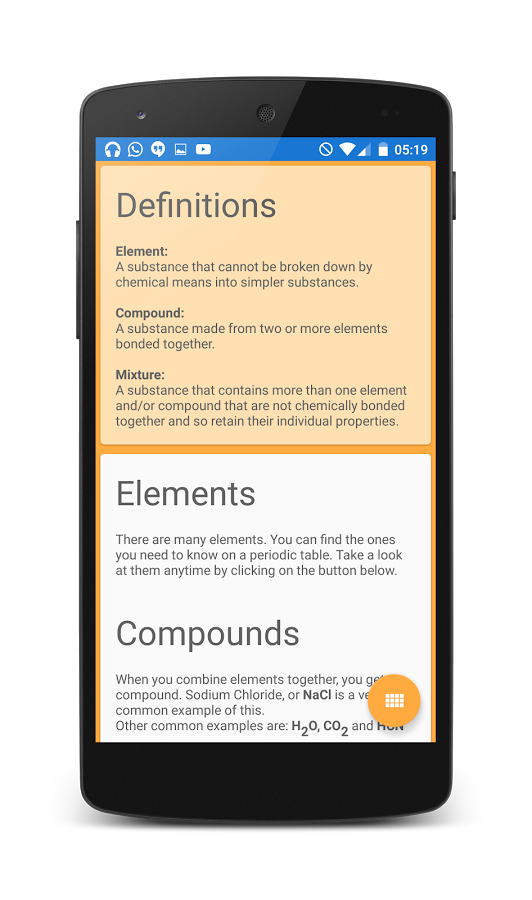 Ib chemistry beta apk thing android apps free download ib chemistry beta screenshots urtaz Choice Image