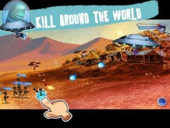 invasion:alien attack