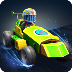Buggy Car Stunts 3D: Race fun!
