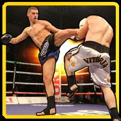 Boxing Defending Champion