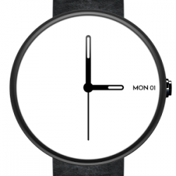 Minimum Wear Watch Face » Apk Thing - Android Apps Free Download