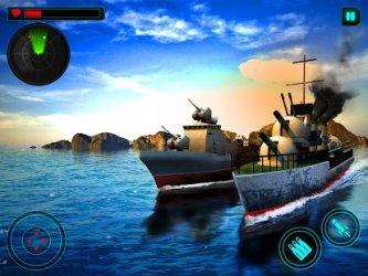 World War Naval Battle 3D