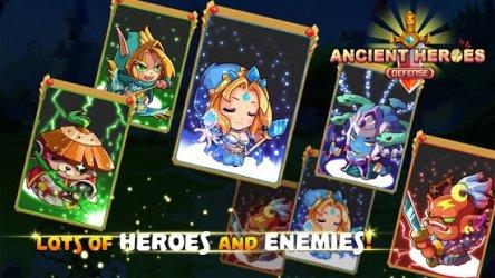 Ancient Heroes Defense