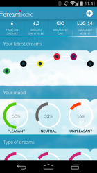 Dreamboard, track your dreams