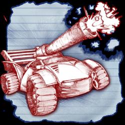 Scribbled Arena - PocketEd