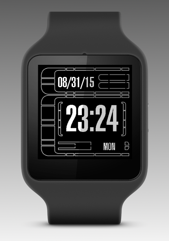 Lcars Android Wear Watch Face Apk Thing Android Apps