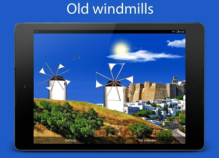 Windmill Live Wallpaper Apk Thing