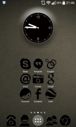 Black-PD Icon Pack
