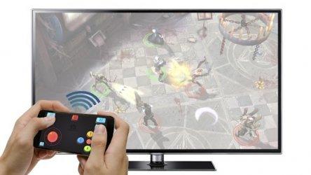 Gameloft Pad Samsung TV 2015