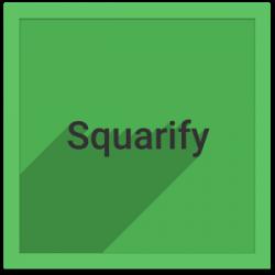 Squarify Icon Pack