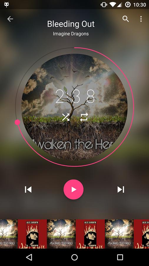 Timber Music Player (Beta) » Apk Thing