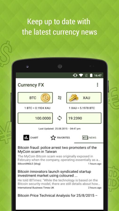 Free Exchange Rates APK Latest Version Download For PC ...