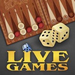 Backgammon LiveGames