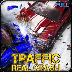 3D Real Racer Crash Traffic
