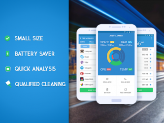Just Cleaner » Apk Thing - Android Apps Free Download