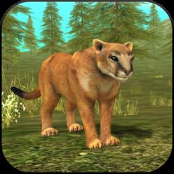 Wild Cougar Sim 3D