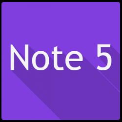 CM12/12.1 Galaxy Note 5 Theme
